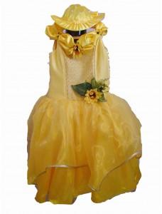 Костюм «Королева цветов»